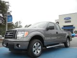 2011 Sterling Grey Metallic Ford F150 STX SuperCab #57874919