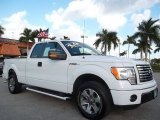 2011 Oxford White Ford F150 XLT SuperCab #58090099
