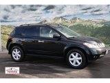 2005 Super Black Nissan Murano SE AWD #58089896