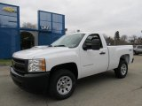 2012 Summit White Chevrolet Silverado 1500 Work Truck Regular Cab 4x4 #58238667