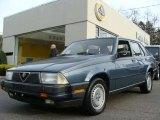 1987 Alfa Romeo Milano Silver