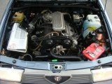 Alfa Romeo Milano Engines