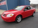 2007 Victory Red Chevrolet Cobalt LS Coupe #58239356