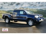 2012 Nautical Blue Metallic Toyota Tacoma V6 TRD Sport Double Cab 4x4 #58089878
