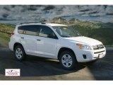 2011 Super White Toyota RAV4 I4 4WD #58089876