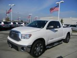 2012 Super White Toyota Tundra Texas Edition Double Cab #58238640