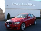 2009 Crimson Red BMW 3 Series 328xi Sedan #58238602