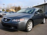 2005 Carbon Gray Pearl Acura TSX Sedan #5815607