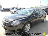2012 Black Granite Metallic Chevrolet Malibu LS #58089825