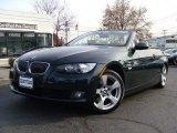 2008 Deep Green Metallic BMW 3 Series 328i Convertible #58238590