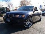 2004 Orient Blue Metallic BMW 3 Series 330xi Sedan #58238583