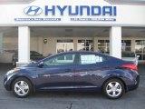 2012 Indigo Night Blue Hyundai Elantra GLS #57969421