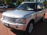 2006 Zambezi Silver Metallic Land Rover Range Rover Supercharged #57969420