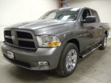 2012 Mineral Gray Metallic Dodge Ram 1500 Express Crew Cab 4x4 #58239280