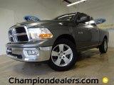 2009 Mineral Gray Metallic Dodge Ram 1500 SLT Quad Cab #58238577