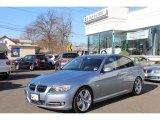 2009 Blue Water Metallic BMW 3 Series 335i Sedan #57969393