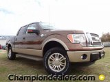 2012 Golden Bronze Metallic Ford F150 King Ranch SuperCrew 4x4 #58238552