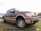 2012 Golden Bronze Metallic Ford F150 King Ranch SuperCrew 4x4 #58238552