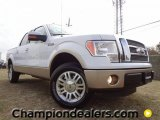 2012 Pale Adobe Metallic Ford F150 Lariat SuperCrew #58238545