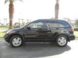 2010 Crystal Black Pearl Honda CR-V EX-L AWD #57969371