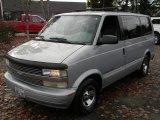 1998 Silvermist Metallic Chevrolet Astro AWD Passenger Van #58238498