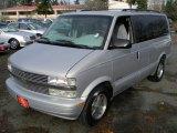 1997 Chevrolet Astro Passenger Van Front 3/4 View