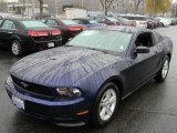 2011 Kona Blue Metallic Ford Mustang V6 Coupe #58238495