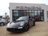 2012 Black Porsche 911 Carrera 4 GTS Coupe #58239198