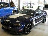 2012 Ford Mustang Kona Blue Metallic