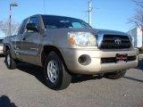 2007 Desert Sand Mica Toyota Tacoma Access Cab #57969341