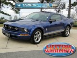 2006 Vista Blue Metallic Ford Mustang V6 Premium Coupe #58239174
