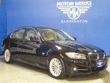 2011 Jet Black BMW 3 Series 335i xDrive Sedan #57969309