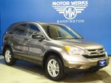 2011 Urban Titanium Metallic Honda CR-V EX 4WD #58238421