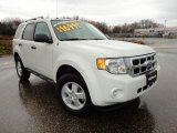 2009 Oxford White Ford Escape XLT #57969253