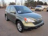 2008 Green Tea Metallic Honda CR-V EX-L 4WD #57969237
