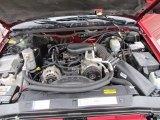 2001 Oldsmobile Bravada Engines