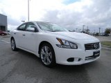 Nissan Maxima 2012 Data, Info and Specs