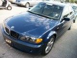 2004 Mystic Blue Metallic BMW 3 Series 330i Sedan #57876956
