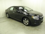 2012 Black Granite Metallic Chevrolet Malibu LT #58239063