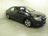 2012 Black Granite Metallic Chevrolet Malibu LT #58239063