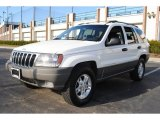 2002 Stone White Jeep Grand Cherokee Laredo 4x4 #58239055