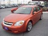 2007 Sunburst Orange Metallic Chevrolet Cobalt SS Sedan #58239043
