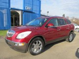 2010 Red Jewel Tintcoat Buick Enclave CXL AWD #57874903