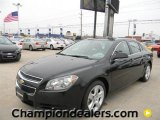 2012 Black Granite Metallic Chevrolet Malibu LS #58238311