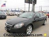 2012 Black Granite Metallic Chevrolet Malibu LS #58238311