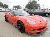 Chevrolet Corvette 2012 Data, Info and Specs