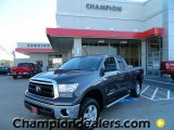 2011 Magnetic Gray Metallic Toyota Tundra Double Cab 4x4 #57874891