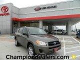 2011 Magnetic Gray Metallic Toyota RAV4 I4 #57874888