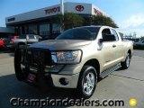 2010 Sandy Beach Metallic Toyota Tundra Double Cab #57874879