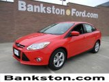 2012 Race Red Ford Focus SE Sport Sedan #58238236